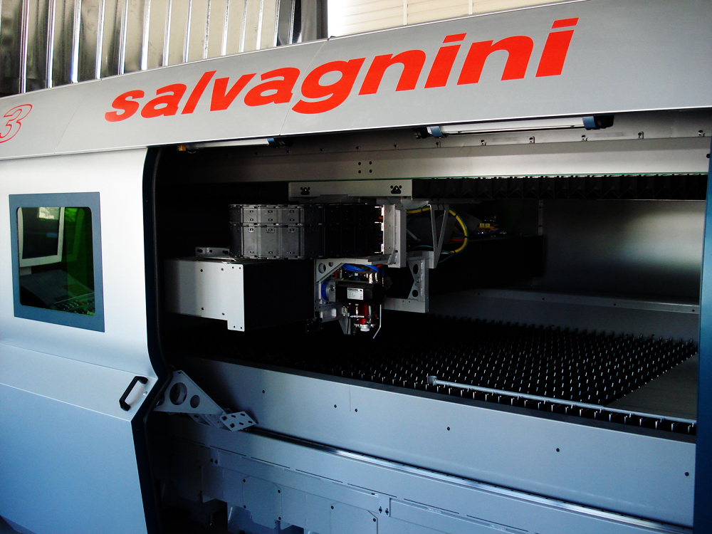 Salvagnini Laser Cutting