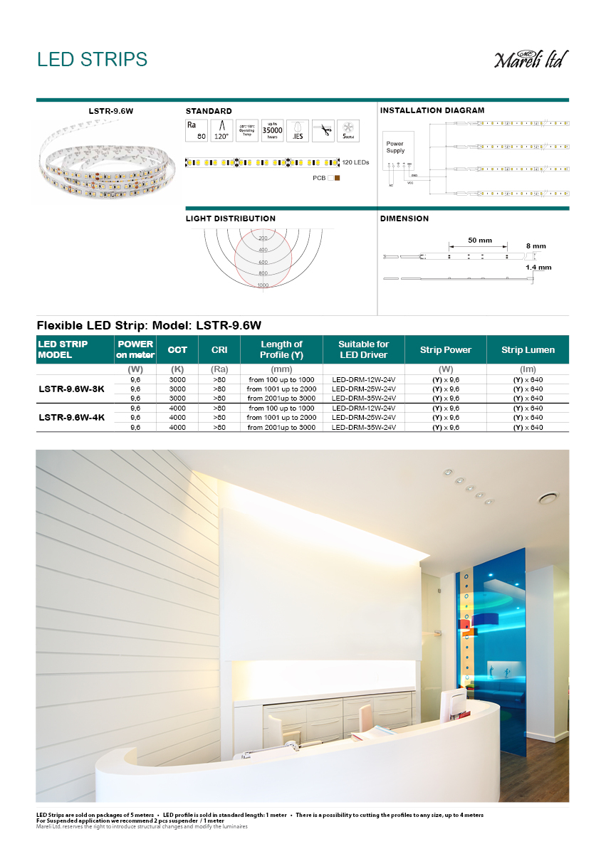 mareli_led_strip_LSTR-9.6W-3K-4K