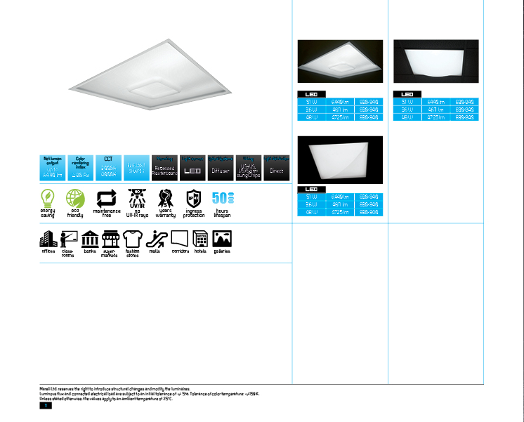 Renovatio Shapes Brochure