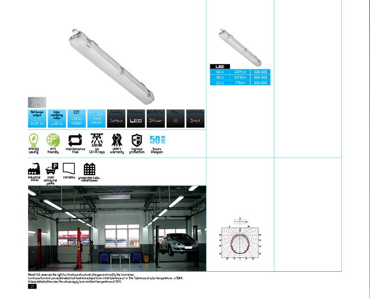 RC LED Brochure